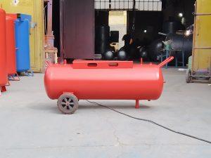 مخزن پمپ باد 150 لیتری