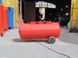 مخزن پمپ باد 250 لیتری